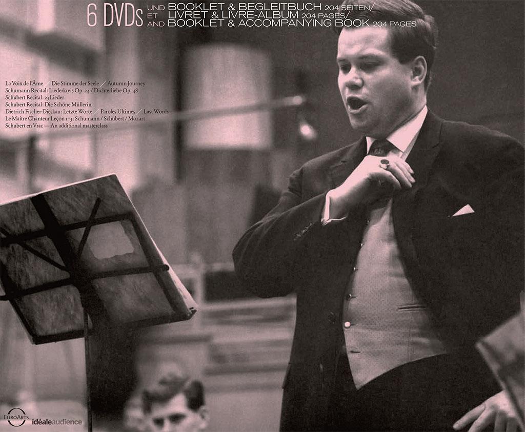 Malacostumbrados a la inmediatez actual, la Edición Bruno Monsaingeon dedicada a Dietrich Fischer-Dieskau