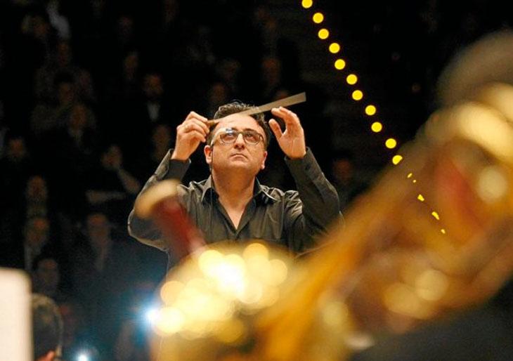 El primer concierto del mundo dirigido a través de Google Glass