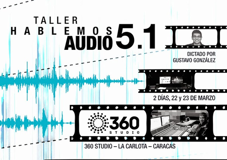 Taller Hablemos Audio 5.1
