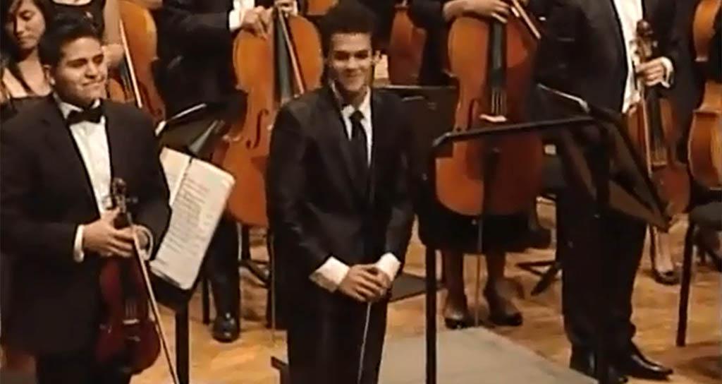 Video – José Ángel Salazar crece ante nuestros ojos