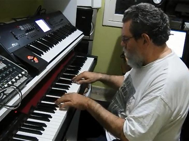 """Oscar """"Negro"""" Maggi interpreta """"De Conde a Principal"""" de Aldemaro Romero"""