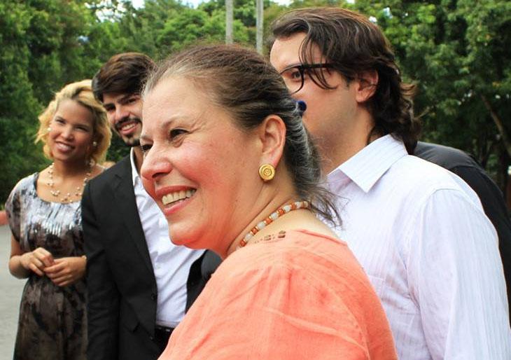 CÁTEDRA DE CANTO DE MARGOT PARES REYNA