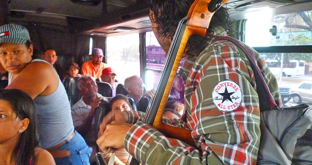 Percucello: Dispararé melodías musicales a quienes vengan con odio y violencia