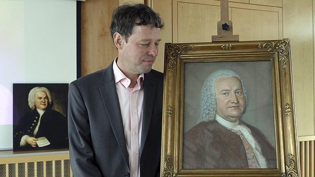 Hallan un retrato perdido de J. S. Bach
