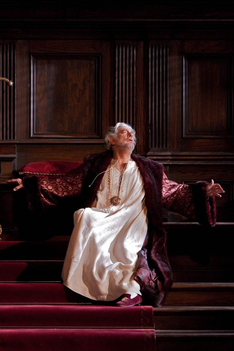 Plácido Domingo será el pirata «Simon Boccanegra» en el Palau de les Arts