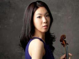 La violinista coreana Jung Yoon Yang debuta en Venezuela