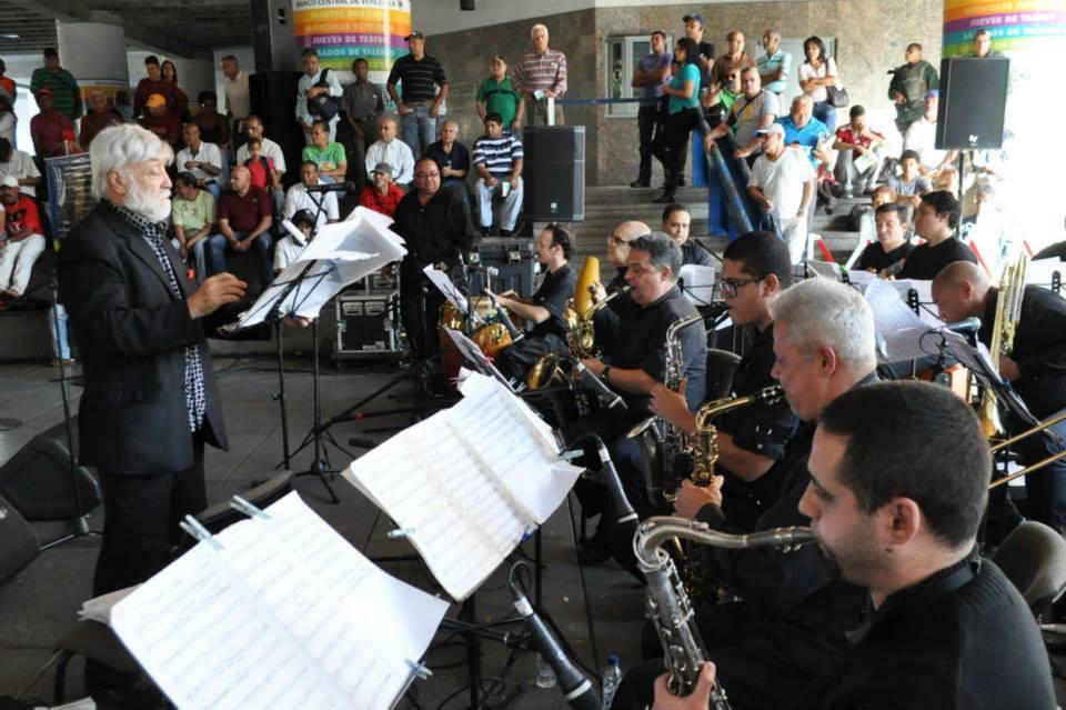 Big Band de las Américas conducido por el Maestro Ángelo Pagliuca