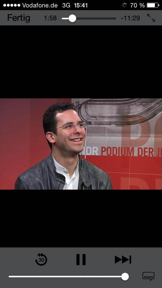 Edicson Ruiz será solista en la Radio Norte de Alemania