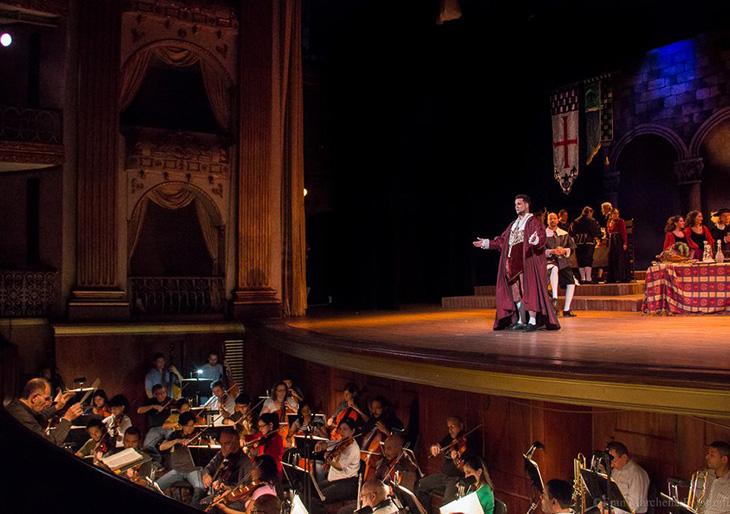Una ópera llena de amor y drama cierra Festival de Teatro de Caracas
