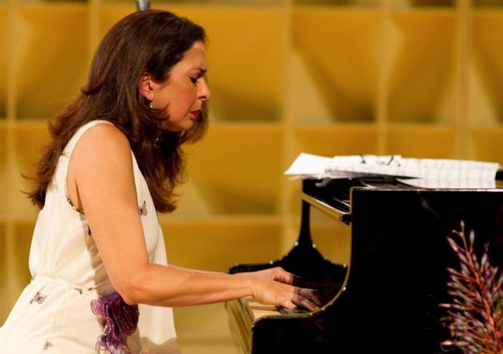 Clara Rodríguez, invitada a tocar el Primer Concierto de Chopin en Caracas Julio 2015