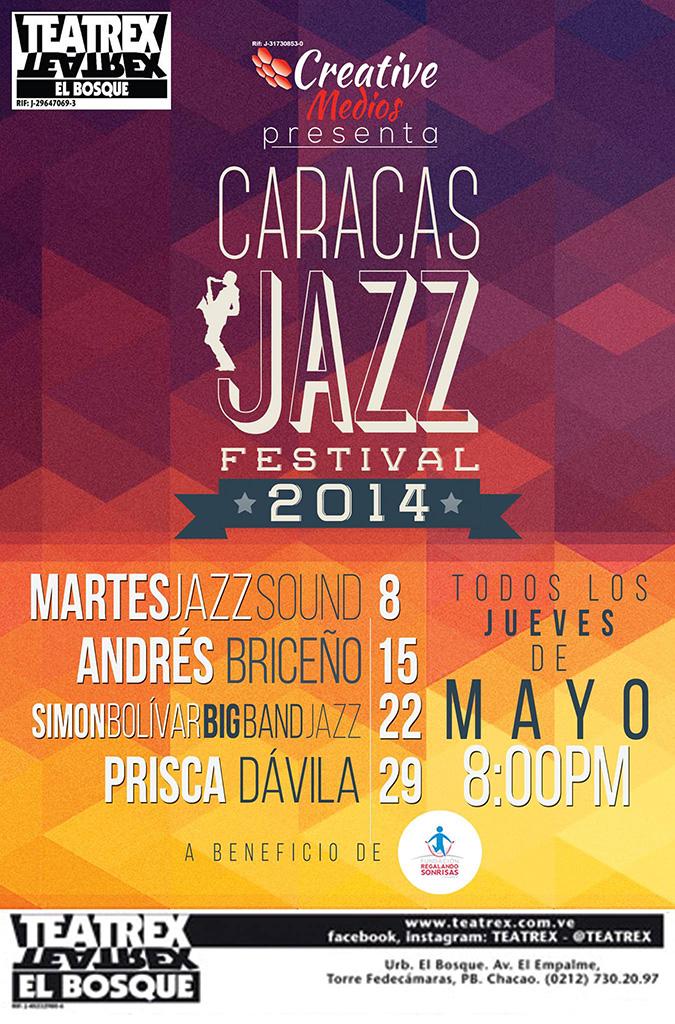 Caracas  Jazz Festival 2014