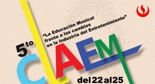 La Escuela Itinerante de Música presente en el V Congreso Latinoamericano de Escuelas de Música CLAEM - 2014