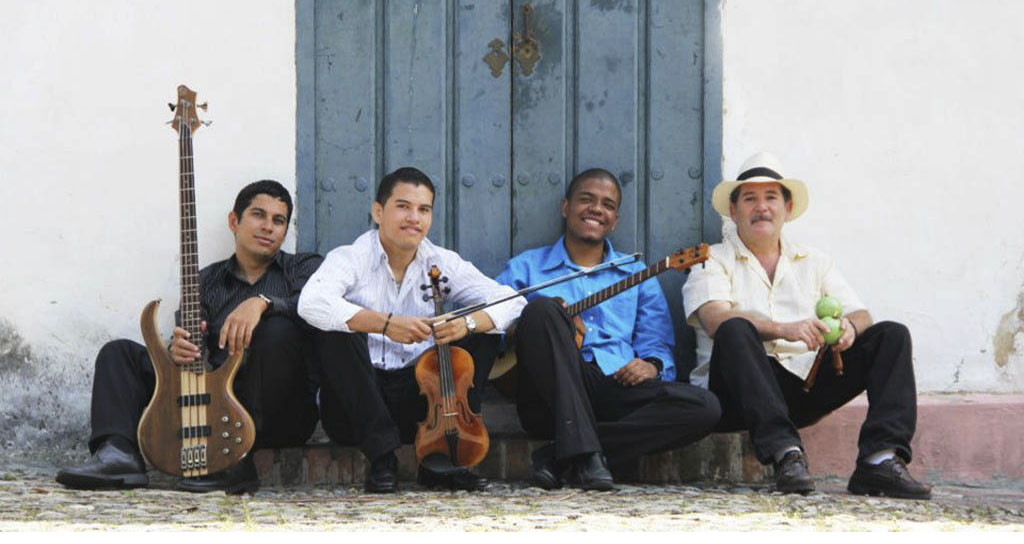 Ensamble Enarmonía en concierto en el Ateneo de Caracas