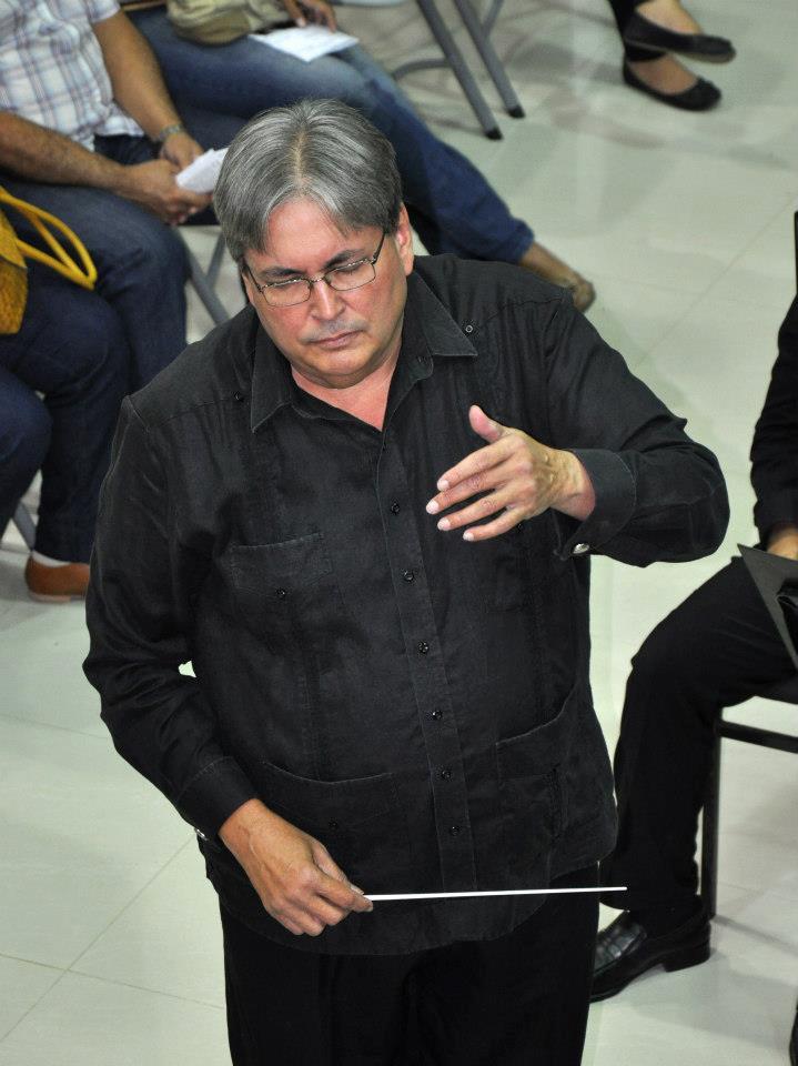 Castellanos y Brahms bajo la batuta de Felipe Izcaray