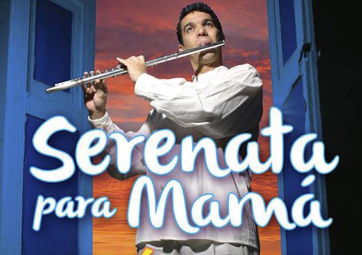 Huáscar Barradas y su Trío Acústico le regalan una serenata para mamá