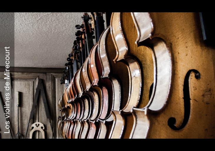 Mirecourt: la gran cuna francesa de la fabricación de violines