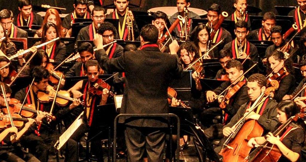 Tres grandes agrupaciones de El Sistema de Orquestas del Zulia ofrecen una gran noche musical