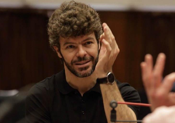 Pablo Heras-Casado toma el testigo de Barenboim en el Festival