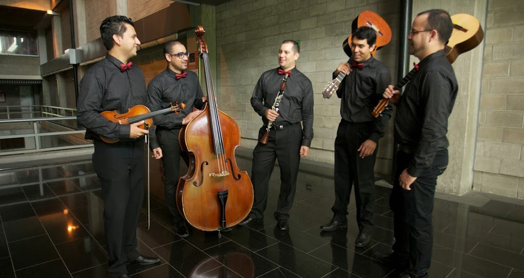 El grupo venezolano Pentacorde lleva su estética musical a Italia