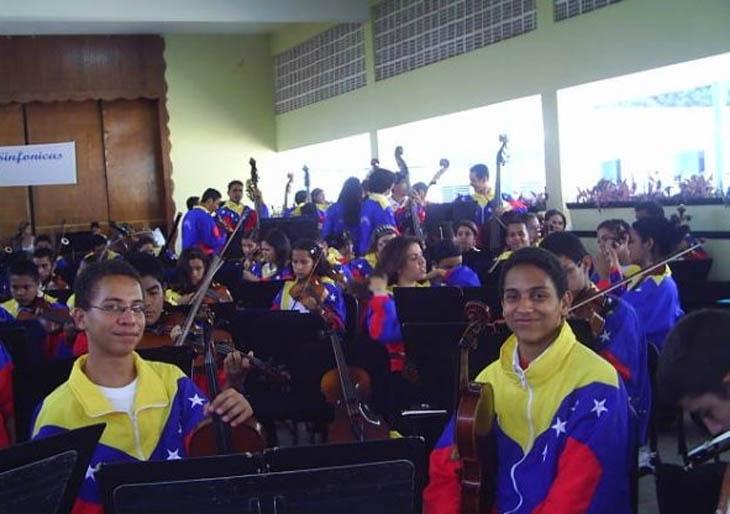 Asaltan en pleno ensayo a integrantes de la Orquesta de la Juventud yaracuyana