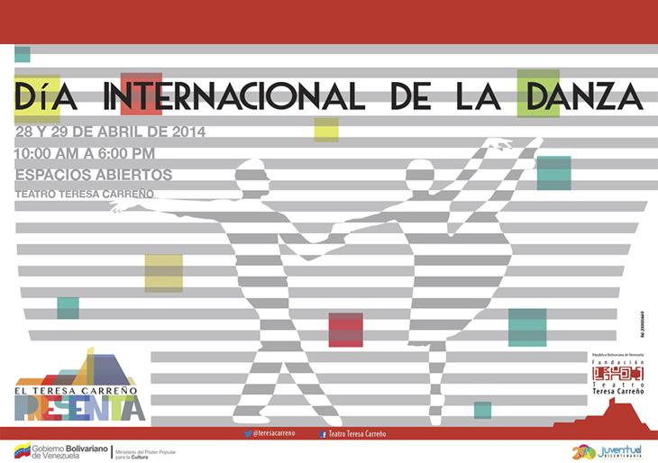 El Teresa Carreño presenta: Celebración Día Internacional de la Danza