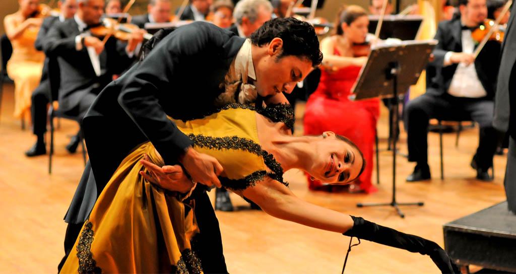 Gala filarmónica en homenaje al Teresa Carreño