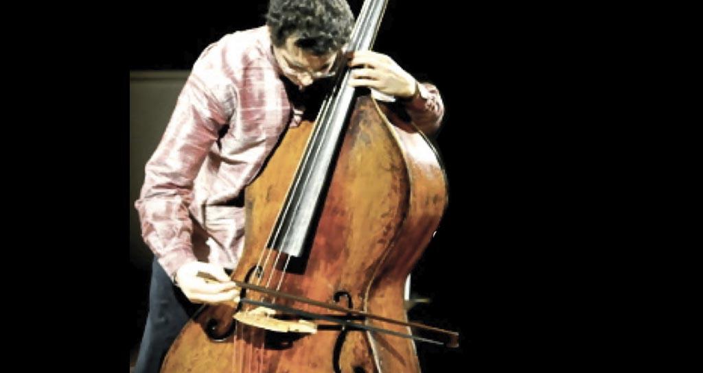 Edicson Ruiz lleva su música y enseñanzas a la península ibérica