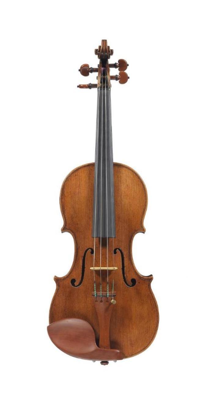 violín Amati del siglo XVIII