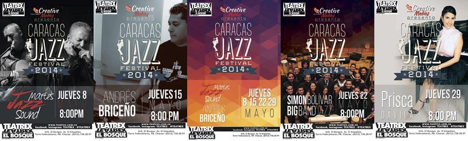 Afiche Caracas Jazz Fest_01