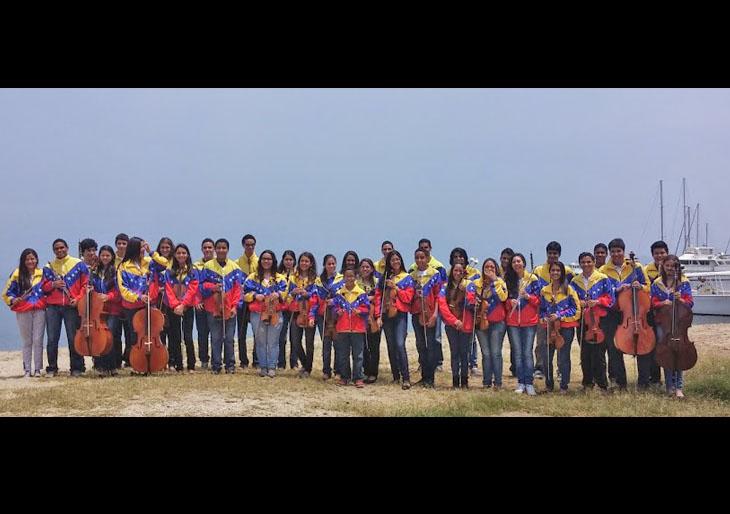 rquesta Sinfónica de Juventudes José Antonio Anzoátegui