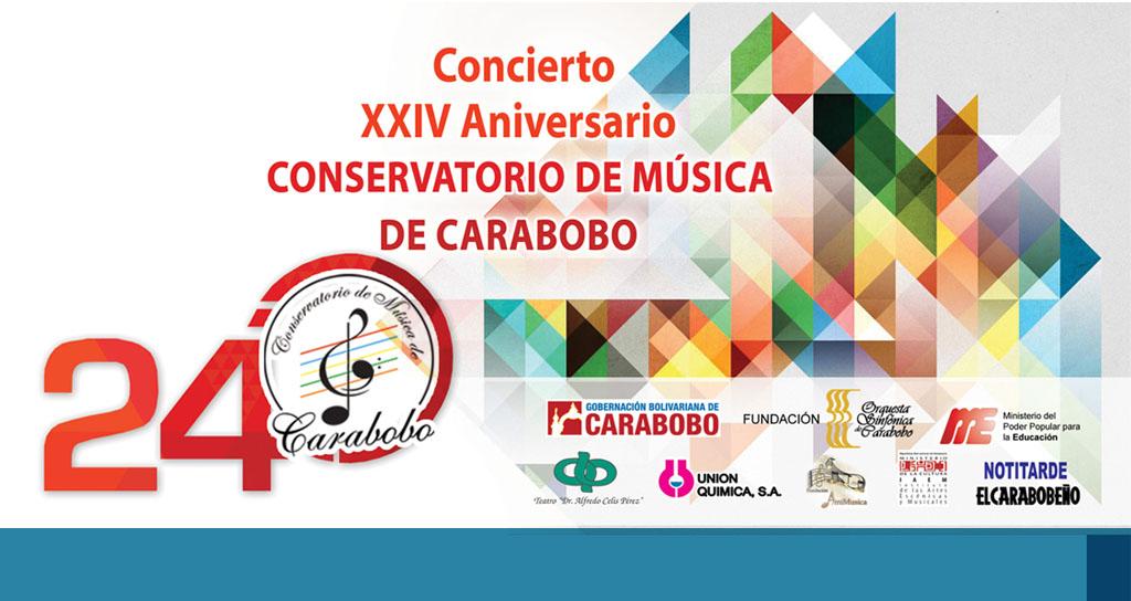 El Conservatorio de Música de Carabobo cumple 24 años