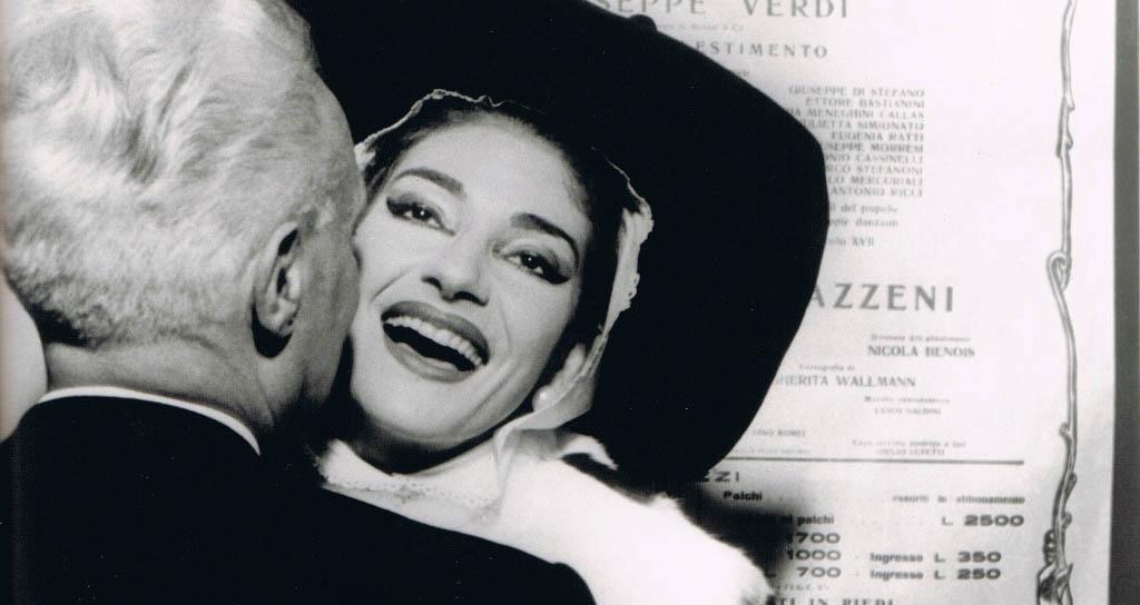 Un museo para honrar a Maria Callas