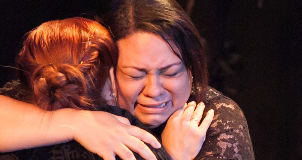 Una historia de pasión y drama vivió este fin de semana el público en Caracas