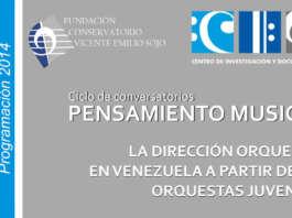 """""""LA DIRECCIÓN ORQUESTAL EN VENEZUELA A PARTIR DE LAS ORQUESTAS JUVENILES"""""""