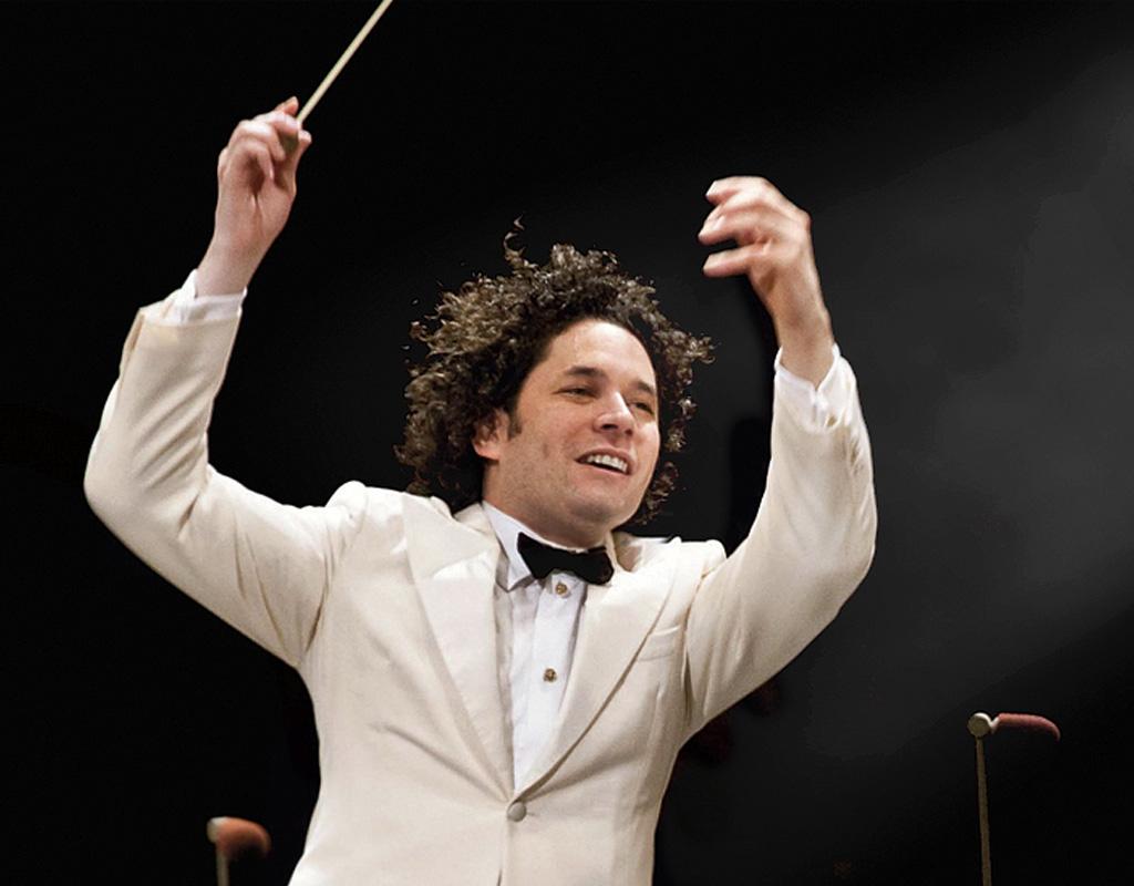 Gustavo Dudamel dirige ciclo de Mozart en Los Ángeles