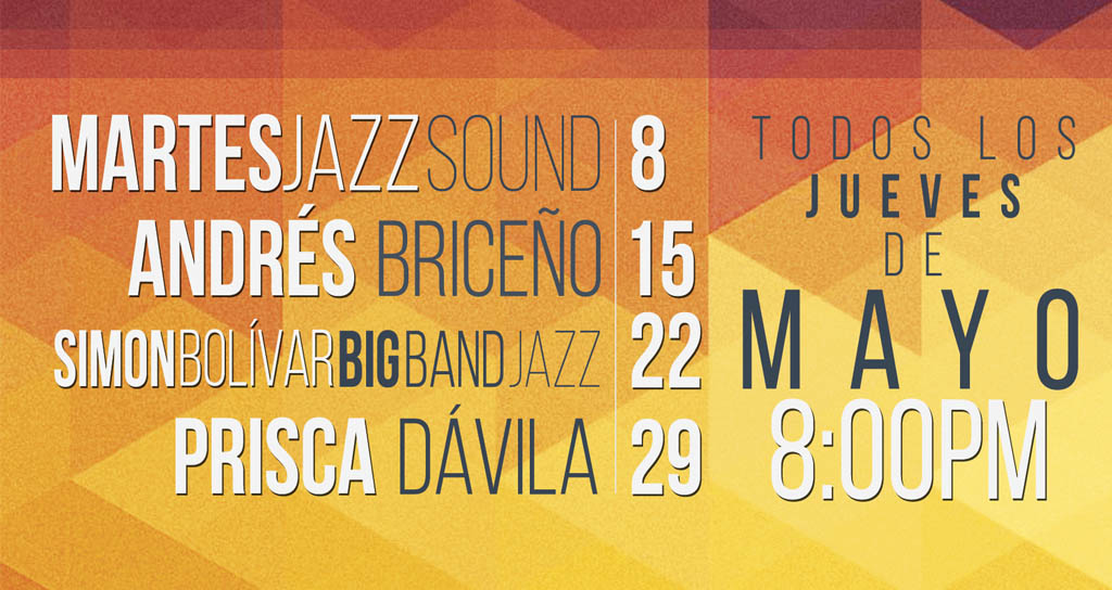 Caracas será la capital del jazz