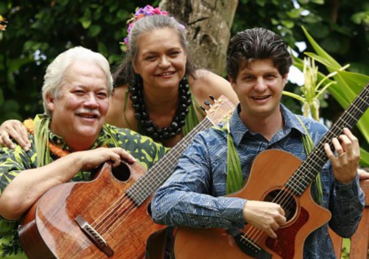 Música y Danza Hawaiana en el Teatro Chacao