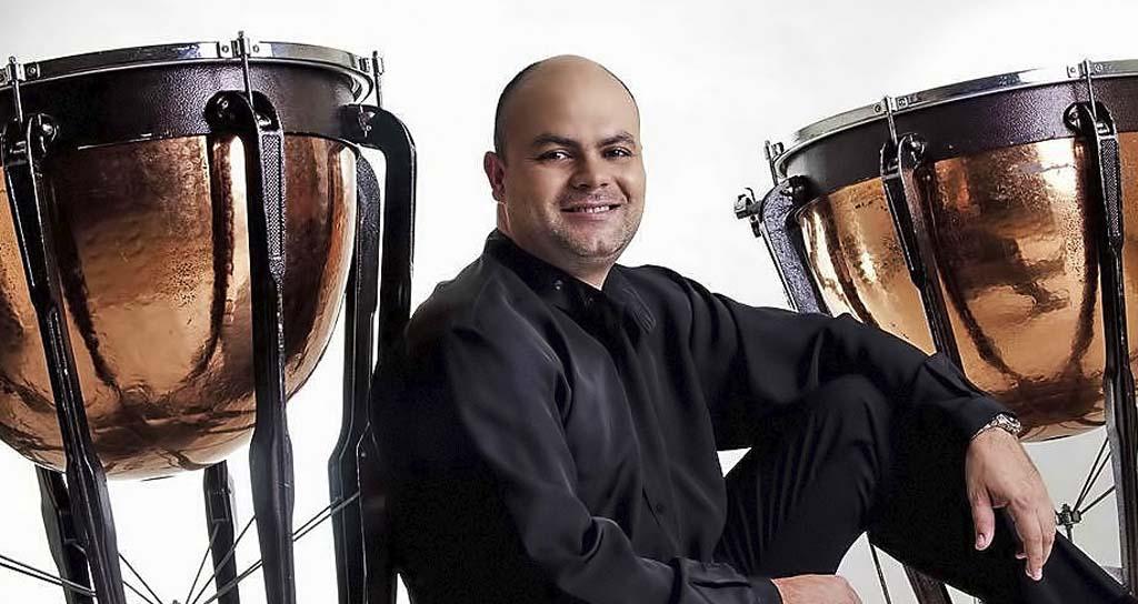 Talentosos percusionistas se presentarán con la Banda Sinfónica Juvenil