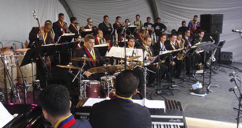 Simón Bolívar Big Band Jazz