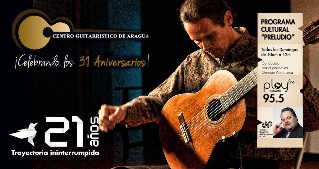 Preludio celebrando el XIX Encuentro Guitarrístico Choroní