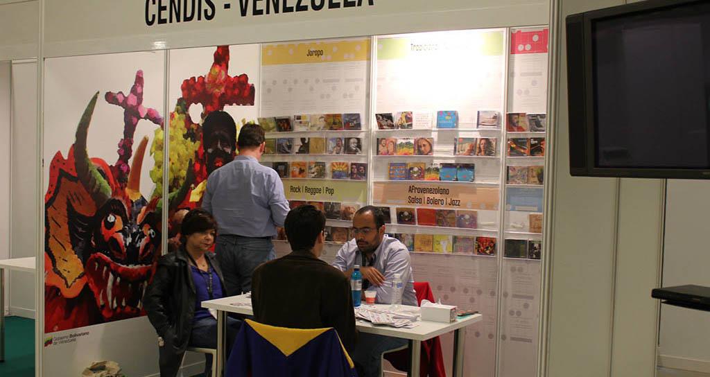 La diversidad musical de Venezuela brilló en la feria Exib Música de Bilbao