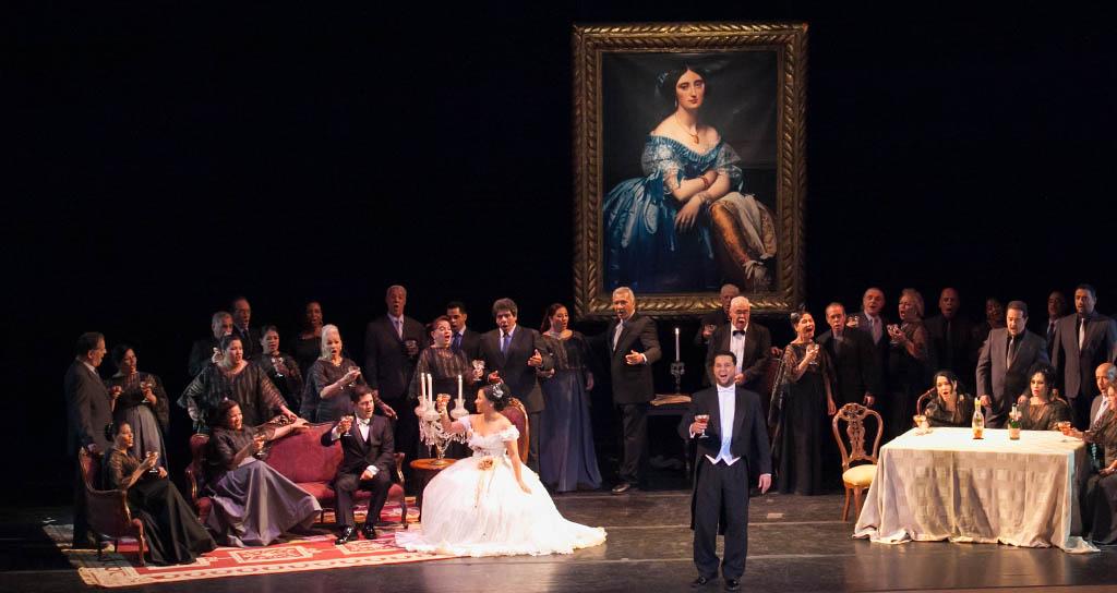 Caraqueños disfrutaron de una incomparable velada de ópera y zarzuela
