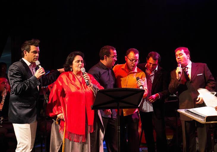 """""""La Banda y Sus Amigos será un espectáculo inolvidable y una experiencia irrepetible"""""""