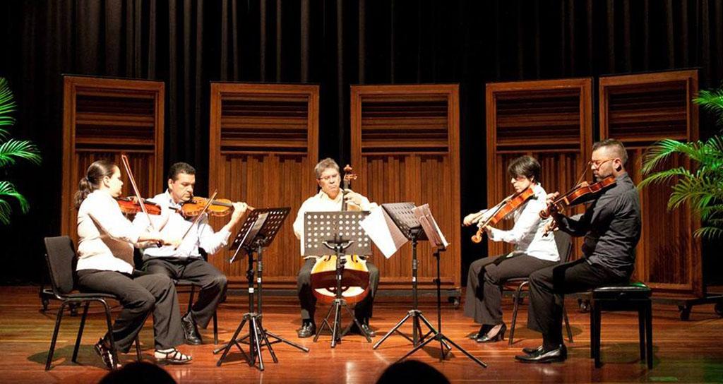 VII Festival de Música de Cámara, Mozarteum de Caracas