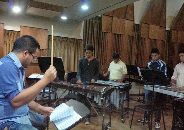 Academia Latinoamericana de Percusión inicia audiciones