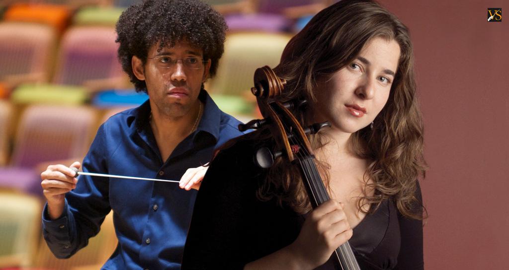 Alisa Weilerstein tocará por primera vez con la Sinfónica Juvenil de Caracas