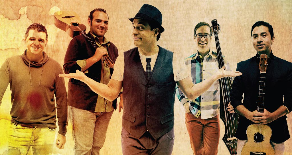 """C4 Trío + Rafael """"Pollo"""" Brito """"De repente"""" arrasaron en los Premios Pepsi Music 2014"""