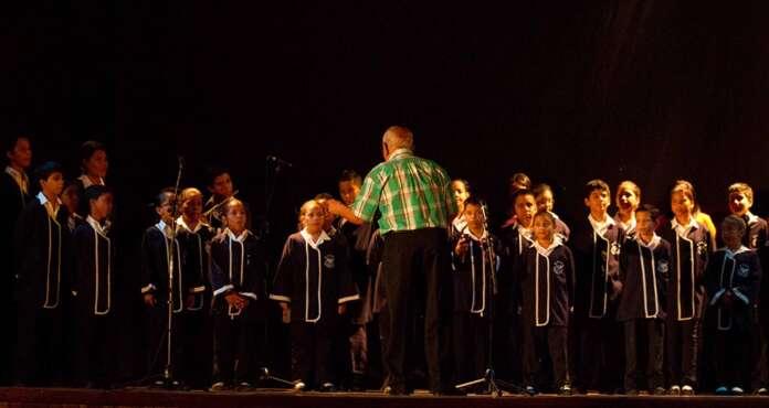 Concierto de Cantos Litúrgicos del Coro Infantil Venezuela