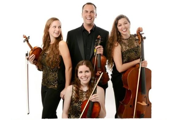 Cuarteto de cuerdas de la Universidad de Miami