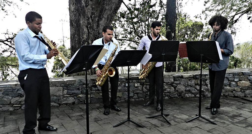 Ensamble de Saxofones